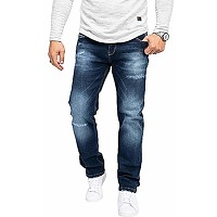 Rock creek jean stretch pour homme coupe...