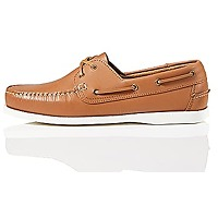 Find. amz038_leather chaussures bateau,...