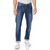 Teddy smith 10114799dl32 jeans, old/encre, 33...
