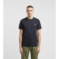 Fred perry t-shirt ringer, bleu
