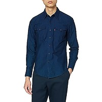 Levi's barstow western, chemise casual homme,...