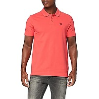 Levi's o.g batwing polo, rose paradise, s homme