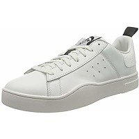 Diesel baskets s-clever low homme, blanc...