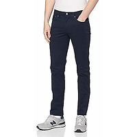 Levi's 511 slim fit jeans, baltic navy sueded...