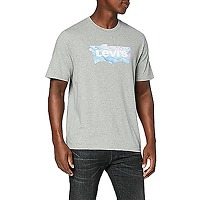 Levi's ss relaxed fit tee t-shirt, batwing...