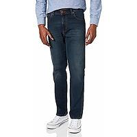 Wrangler texas - jeans - droit - homme - bleu...