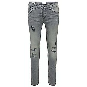 Only & sons onsloom grey dcc 6525 noos jeans,...
