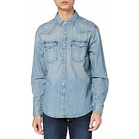 Levi's barstow western standard chemise casual,...