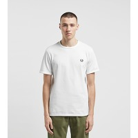 Fred perry t-shirt ringer, blanc