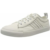 Diesel baskets s-astico low lace homme, blanc...