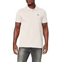 Levi's o.g batwing polo, anthracite, m homme