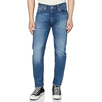 Levi's 502 taper jeans, smoke stacked adv, 28w...